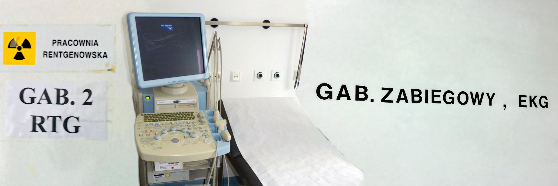 Badania RTG USG EKG